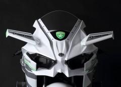 Запознайте се с Kawasaki H2R Trickstar