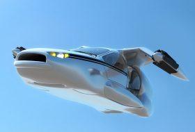 Съоснователят на Google създава летящи автомобили