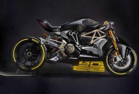 Не просто мотоциклет – Ducati Draxter