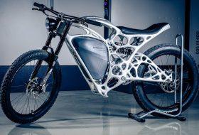 Airbus направи първия 3D принтиран мотоциклет