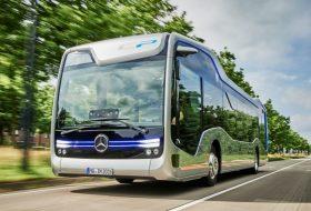 Автобусът на бъдещето от Мерцедес