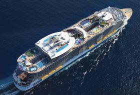 Най-големият круизен кораб в света