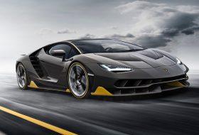 Разяреният бик: Lamborghini Centenario