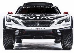 Ето го новото Peugeot 3008 DKR