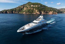 Sibelle – яхта за 17 милиона евро