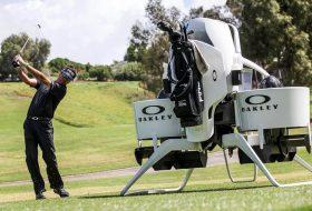 Летящи голф колички