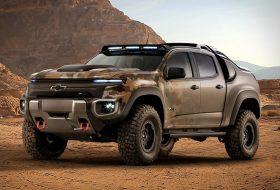 Американската армия получи водороден пикап от Chevrolet