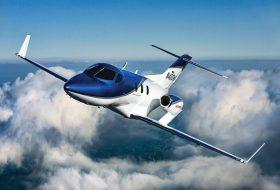 Самолетът на Honda постави два световни рекорда