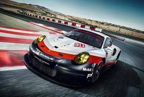 Ето го новото Porsche 911 RSR!