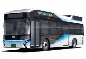 Toyota пуска водородни автобуси