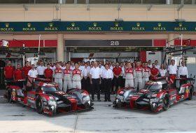 Audi триумфира в шестте часа на Бахрейн