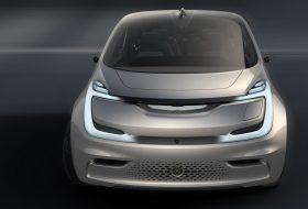 Концептуалният Chrysler Portal разпознава лица
