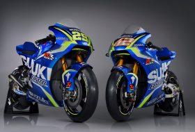 Suzuki представи новите машини за сезон 2017 в MotoGP