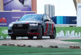 Audi направи Q7 с изкуствен интелект