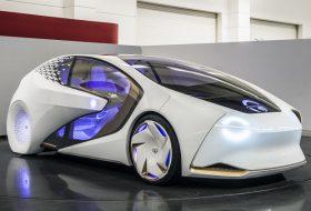 Toyota с нова интерактивна концепция