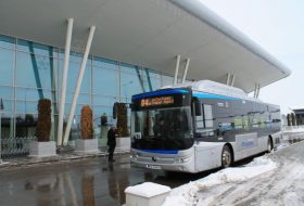 В София тръгна първият електрически автобус