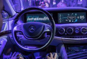 Mercedes направи извънземни седалки