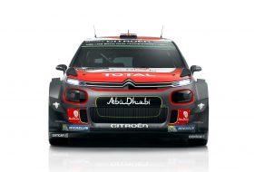 Citroen показа рали колата за WRC 2017