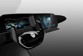VW показа своята визия за интериор на бъдещето
