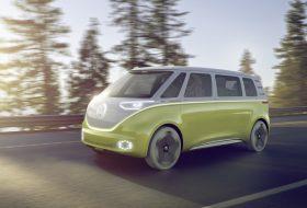 Микробусът на бъдещето от Volkswagen