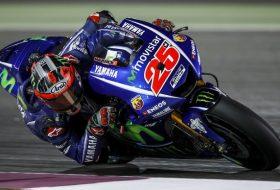Маверик Винялес спечели първия старт в Moto GP