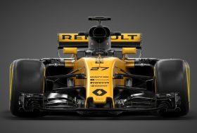 Renault представия новия F1 болид