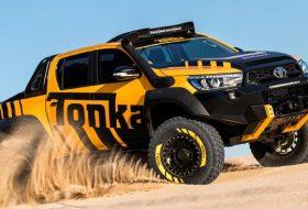 Hilux Tonka е новият високопроходим звяр на Toyota