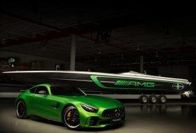 Задава се нова моторница от Mercedes-AMG
