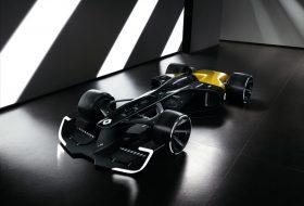 Renault показа как ще изглеждат бъдещите коли във F1