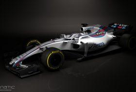 Williams първи показаха болидът за сезон 2017