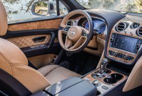 Bentley прави интериор за вегани