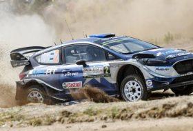 Танак с първа победа в WRC