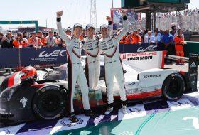 Porsche спечели 24 часа на Льо Ман