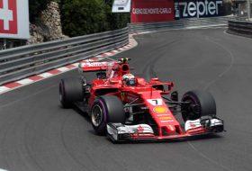Страхотна квалификация за Ферари в Монако