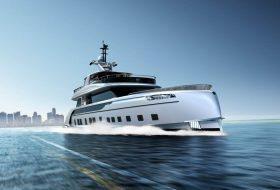 Хибридна супер яхта от Porsche