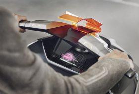 BMW създаде свръхмодерен градски мотоциклет