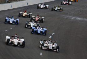 Едва 6 от 22 болида финишираха в кръг от Индикар!