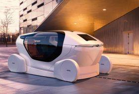 Собственикът на Saab изобрети градска кола на бъдещето