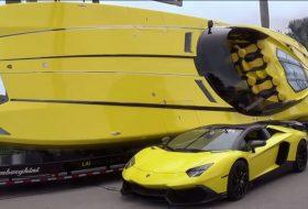 Моторница от Lamborghini за 2 млн. долара