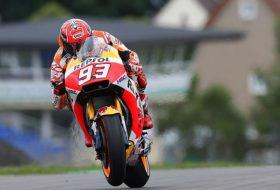 Маркес спечели полпозишън за GP на Германия