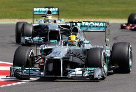 Двойна победа за Мерцедес в Гран При на Великобритания