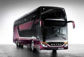 Setra S531 DT – S-класата на автобусите